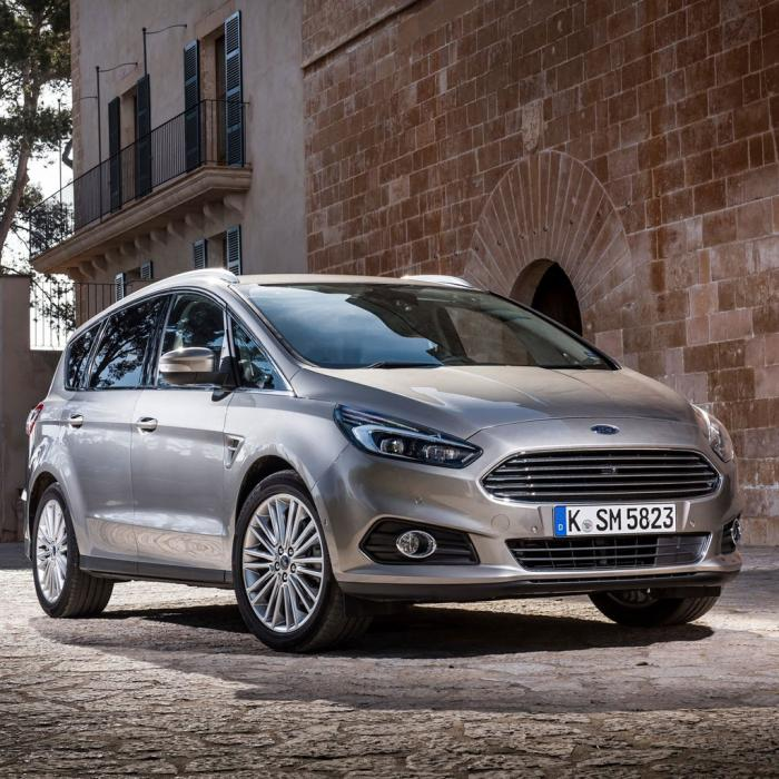 Ford S-Max (Automat)