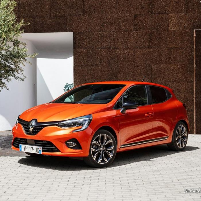 NOU: Renault Clio E-TECH (Automat)