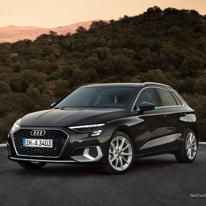 NOU: Audi A3 Sportback (Automat)