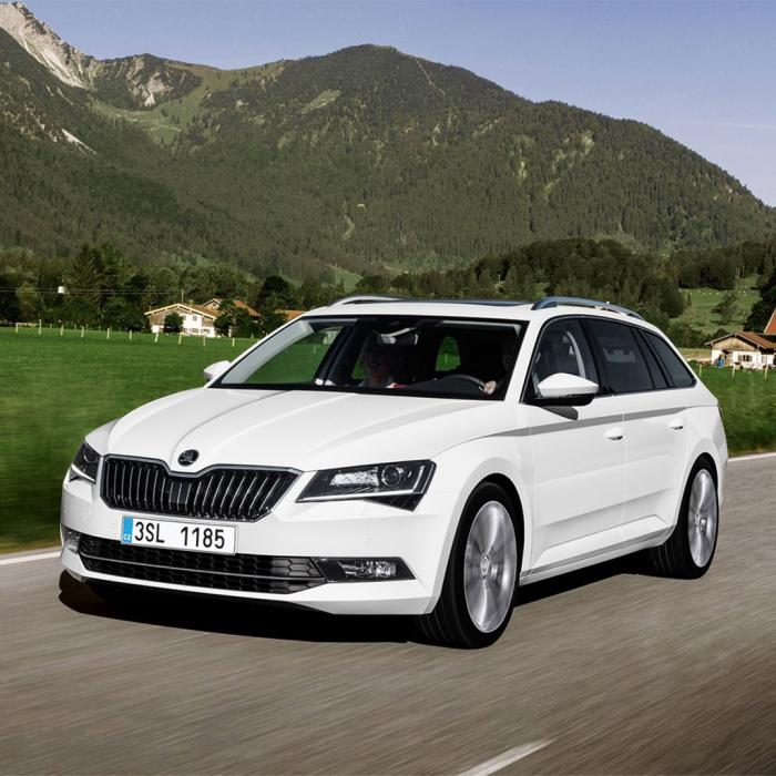Skoda Superb Station Wagon (Automat)