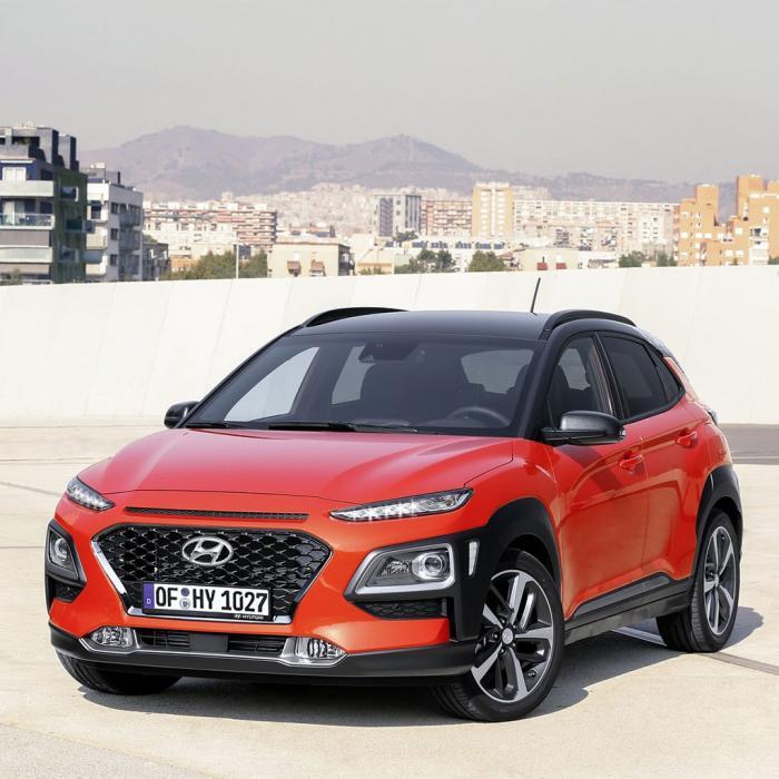 Hyundai Kona (4x4 Automat)