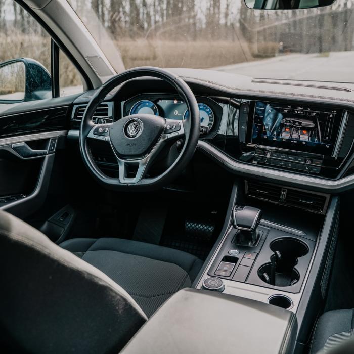 Volkswagen Touareg (4x4 Automat)