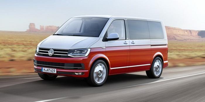 VW Multivan (Automat)