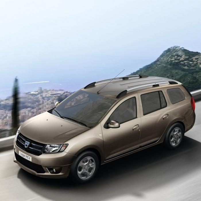 Dacia Logan Station Wagon