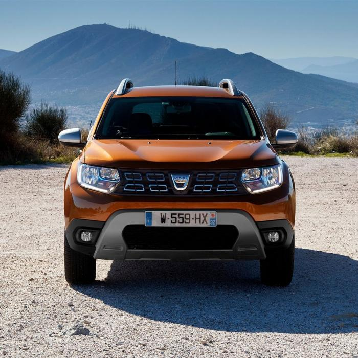 Dacia Duster 1.5 Dci (Automat)
