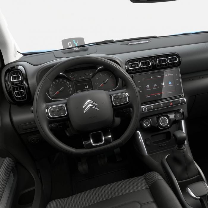 Citroen C3 Aircross (Automat)
