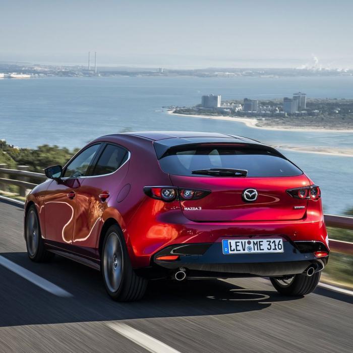 Mazda 3 Hatchback (Automat)
