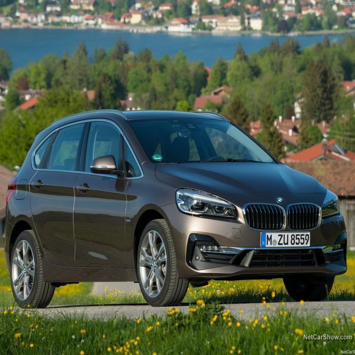 BMW 218d Active Tourer (Automat)
