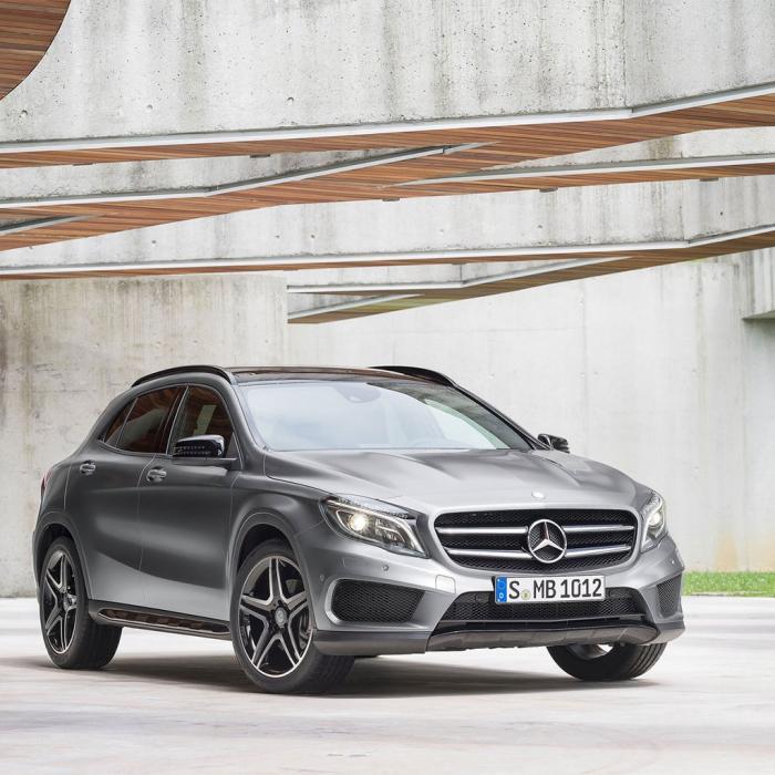 Mercedes-Benz GLA 200 (Automat)