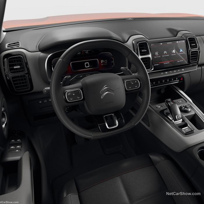 Citroen C5 Aircross (Automat)