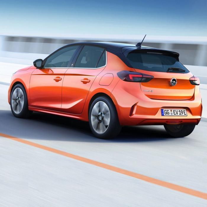 Opel Corsa (Automat)