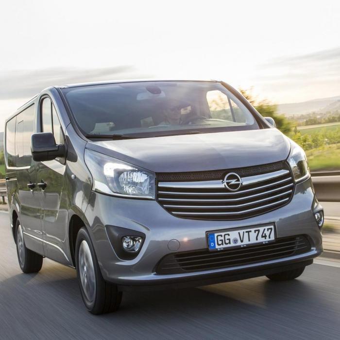 Opel Vivaro 1.6 dci