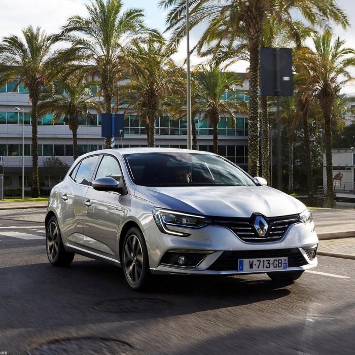 Renault Megane (Automat)