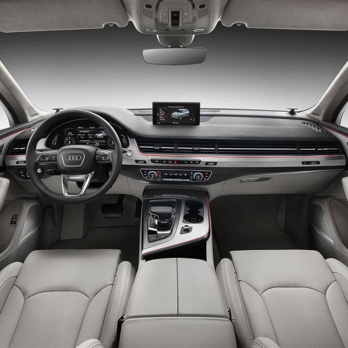 Audi Q7 (4x4 Automat)