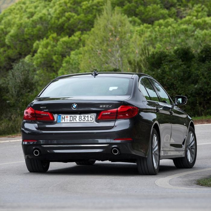 BMW 520d (Automat)