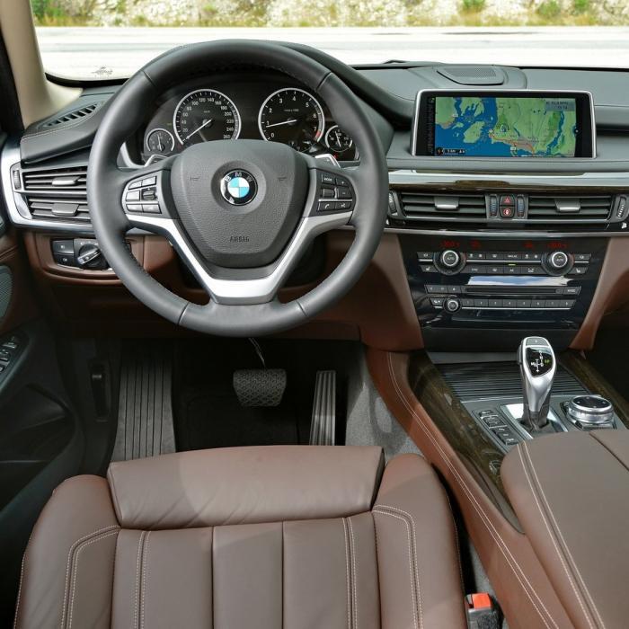 BMW X5 (4x4 Automat)