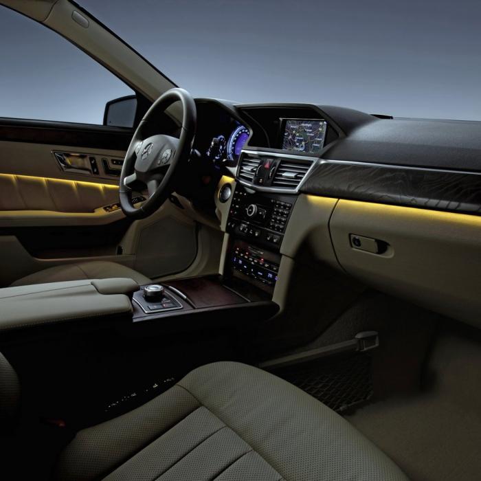 Mercedes-Benz E220 (Automat)