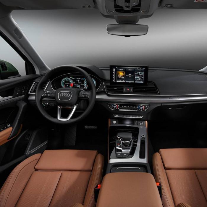 Audi Q5 S-Line (4x4 Automat)