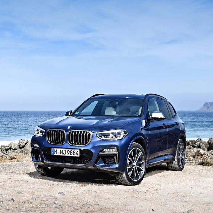 BMW X3 M40D (4x4 Automat)