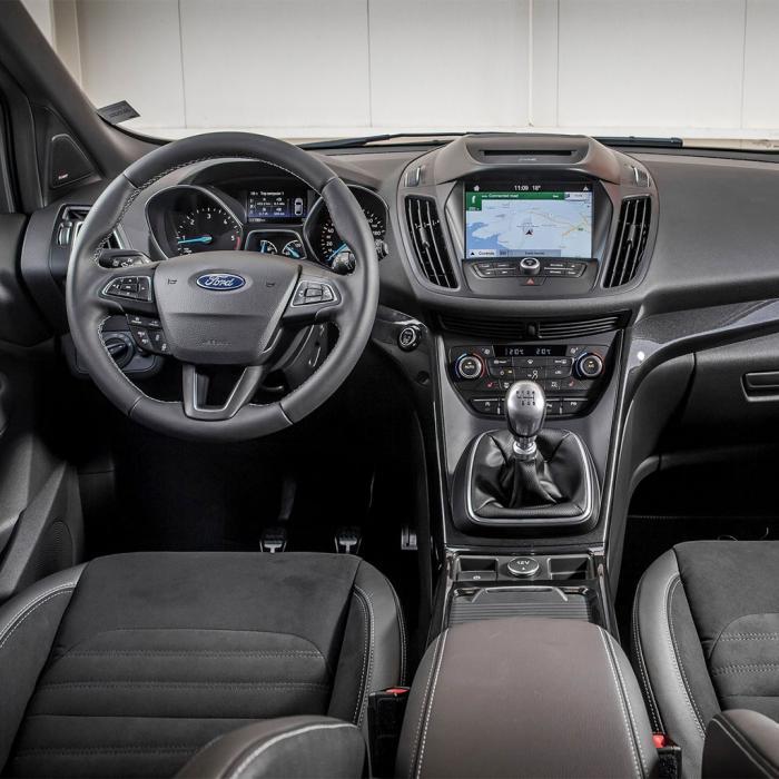 Ford Kuga (4x4)