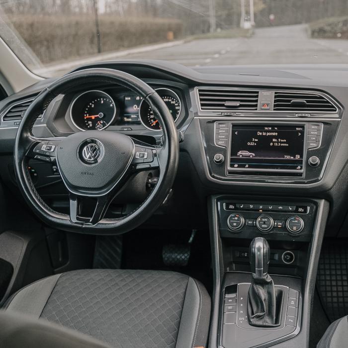 Volkswagen Tiguan (Automat)