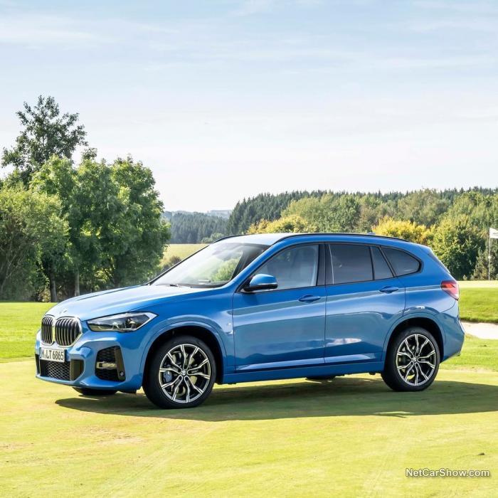 NOU: BMW X1 (Automat)