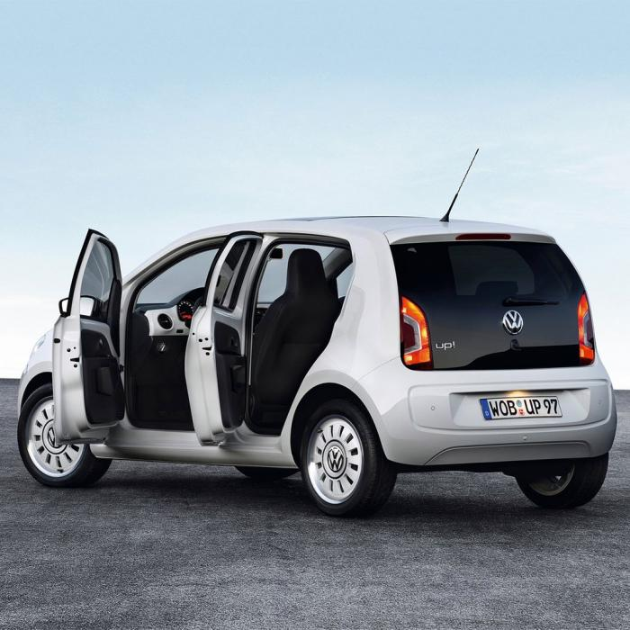 Volkswagen up! (Automat)