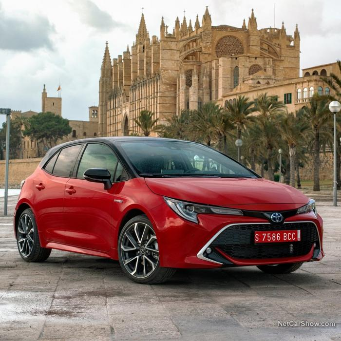 NOU: Toyota Corolla (Hybrid)