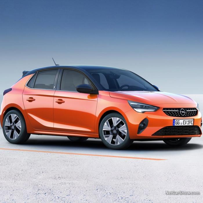 NOU: Opel Corsa (Automat)