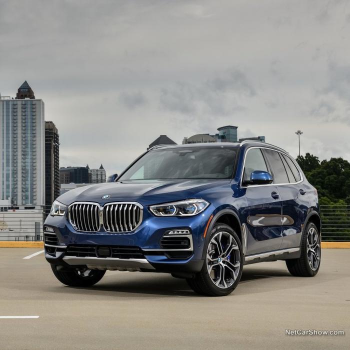 NOU: BMW X5 (4x4 Automat)