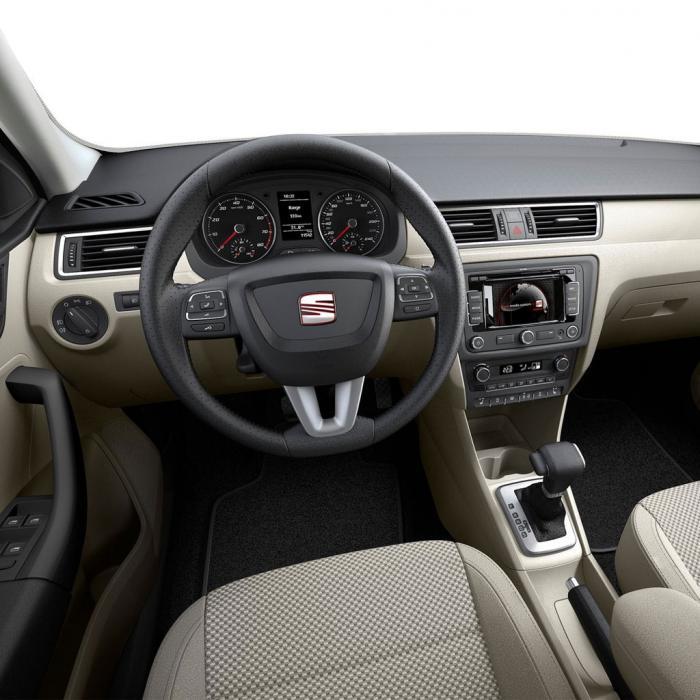 Seat Toledo 1.2 tsi