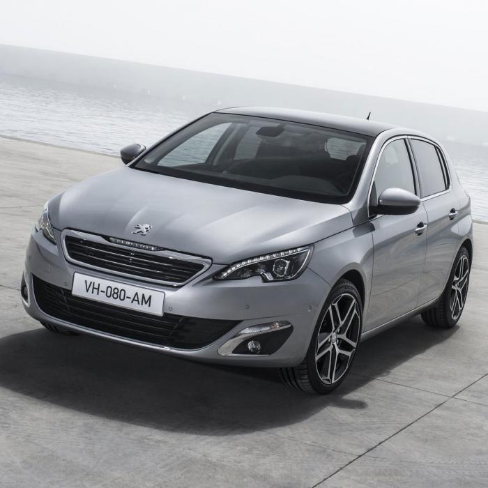 Peugeot 308 (Automat)