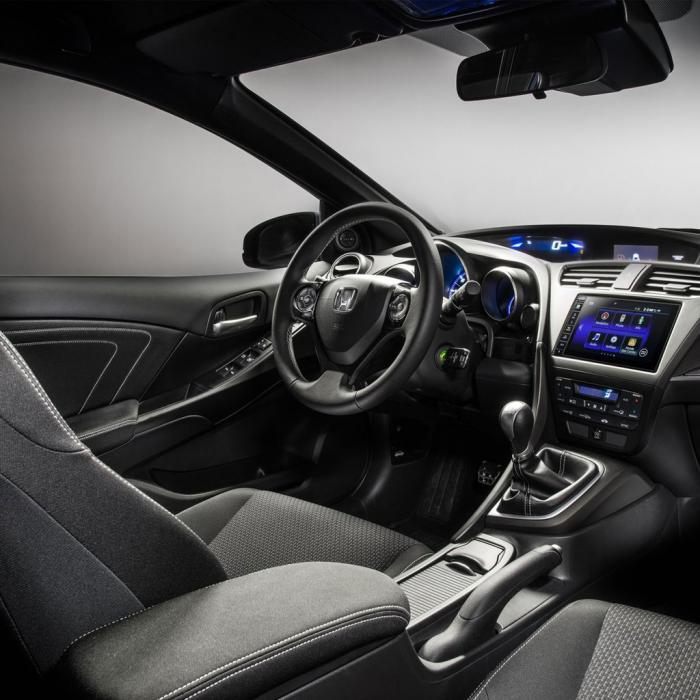Honda Civic Sport (Automat)